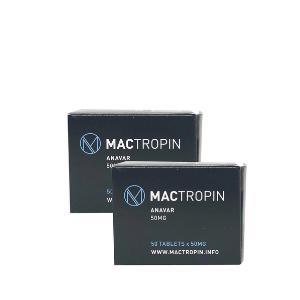Pack gagner en force – MACTROPIN- ANAVAR 6 SEMAINES
