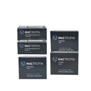 PACK DE GAIN DE MASSE – TESTOSTERONE ENANTHATE (MACTROPIN)
