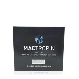 IGF-1 LR3 MACTROPIN (10×0,1MG)