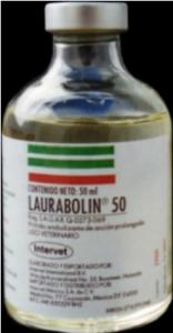 steroide origine laurabolin