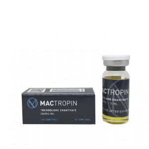 TRENBOLONE ENANTHATE (BOUTEILLE 10ML) MACTROPIN