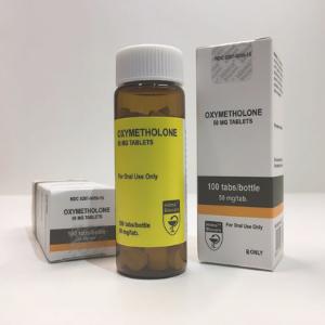 OXYMÉTHOLONE (ANADROL) 100 COMPRIMÉS [10MG] HILMA BIOCARE