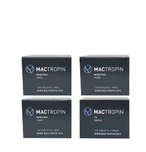 MACTROPIN POUR LA PERTE DE POIDS – WINSTROL / CYTOMEL T3