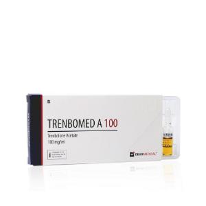 Trenbomed A 100 (ACÉTATE DE TREMBOLONE) 10ML [100MG/ML] Deusmedical