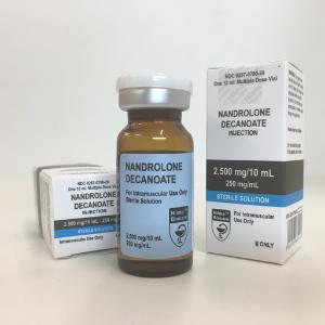 NANDROLONE DECANOATE 10ML [250MG/ML] HILMA BIOCARE