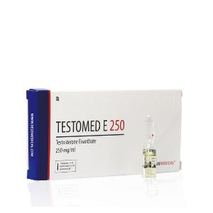 Testomed E 250 (Enanthate de Testostérone)Deusmedical 10ML [250MG/ML]