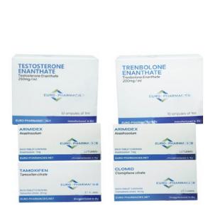 Testostérone Enanthate / Trenbolone Enanthate masse seche