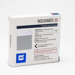 Nolvadex 20 (Citrate de Tamoxifène) 50 CO [20MG/CO] Deusmedical