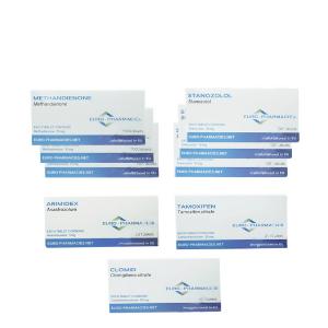Pack de masse sèche – Euro Pharmacies – DIANABOL / WINSTROL