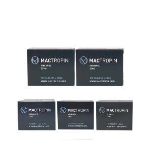 PACK GAIN DE MASSE – ANADROL 4 SEMAINES (MACTROPIN)
