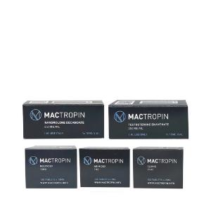 PACK GAIN DE MASSE – MACTROPIN – ÉNANTHATE / DÉCA (8 SEMAINES)