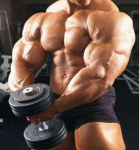 athlete culturisme muscle steroide anabolisant
