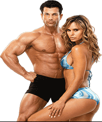 athlete culturisme muscle seroide anabolisant