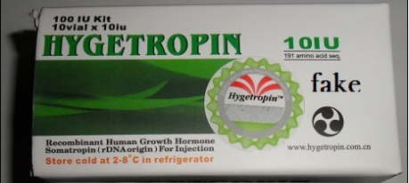 hormone de croissance
