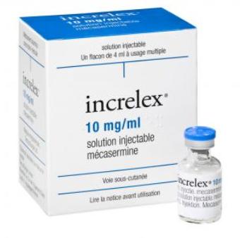 increlex igf-1