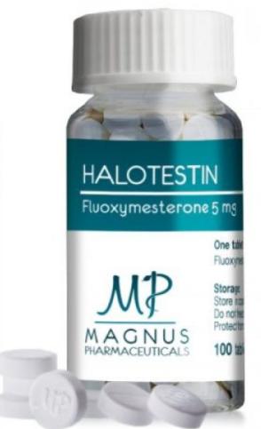 halotestin fluoxymesterone