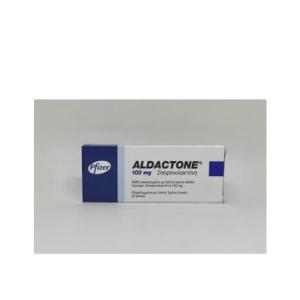Aldactone 20x100mg Pfizer