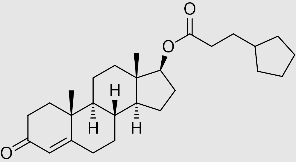 Cypionate de testostérone